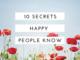 happy secrets