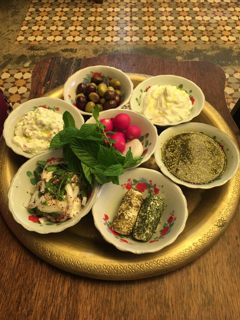 A guide to where and what to eat in Lebanon
