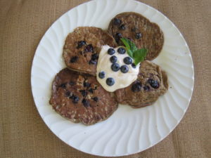 Easy and healthy protein pancake recipe