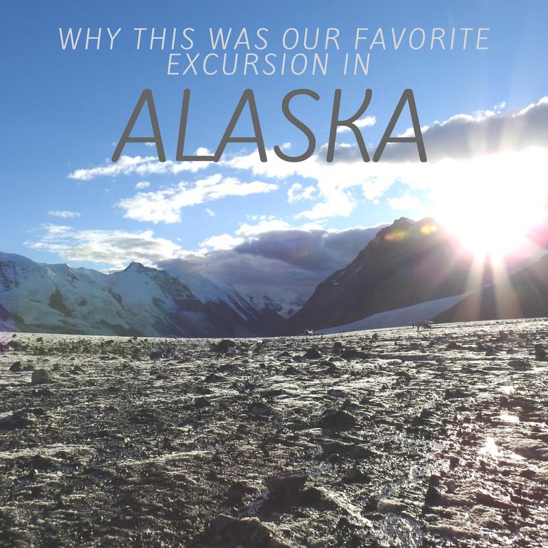 Glacier Landing Alaska