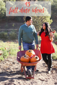 15 Fall Date ideas That Help You Fall More In Love