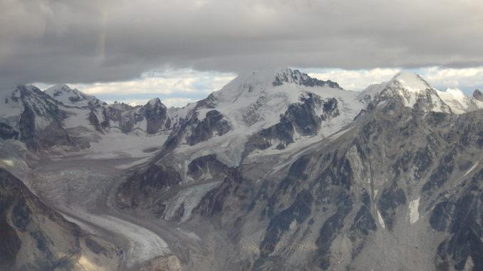 Glacier Landing Expedition