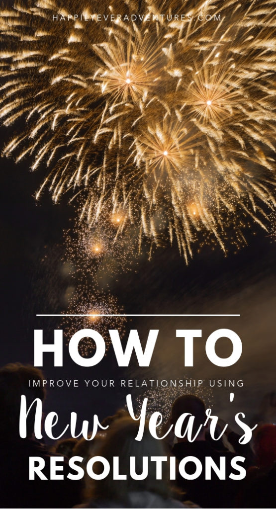 How to improve your love life with the best New Year's resolutions about couples