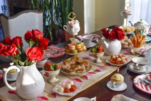 How To Throw a Valentine's Day Tea Party