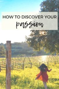 Ask yourself these 13 questions to help you discover your passion