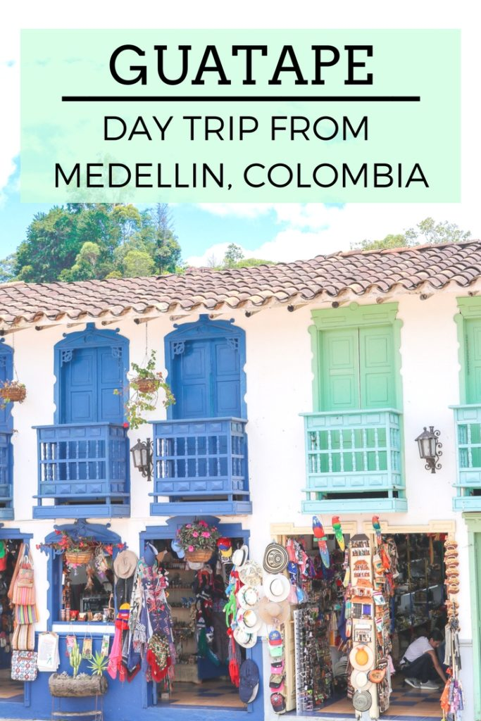 Guatape: Day Trip From Medellin, Colombia