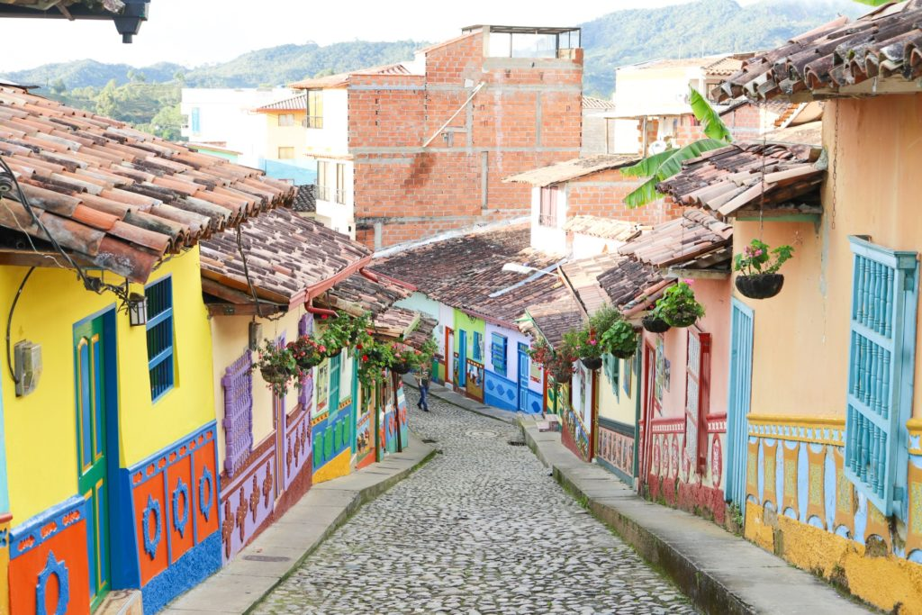 A guide to Colombia's most colorful town: Guatape
