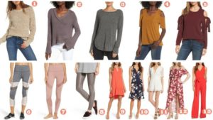 Nordstrom Anniversary Sale Top Picks- Clothing