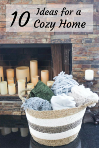 10 Ideas For a Cozy Home