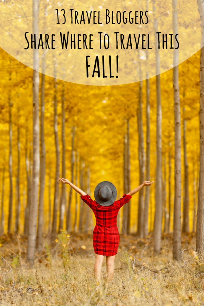 13 Travel Bloggers Share Where to Travel This Fall | New England | London | Amsterdam | Paris | NYC | San Francisco | Rotterdamn | Cotswolds | Germany | Oregon | Iceland | Japan | Italy