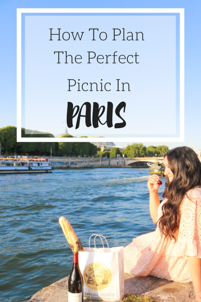 Easy Steps to Plan The Perfect Picnic in Paris + a guide to shopping the cutest market street