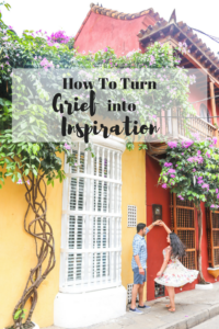 How To Turn Grief Into a Source of Inspiration