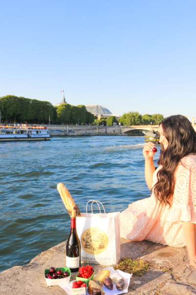 How To Plan The Perfect Paris Picnic