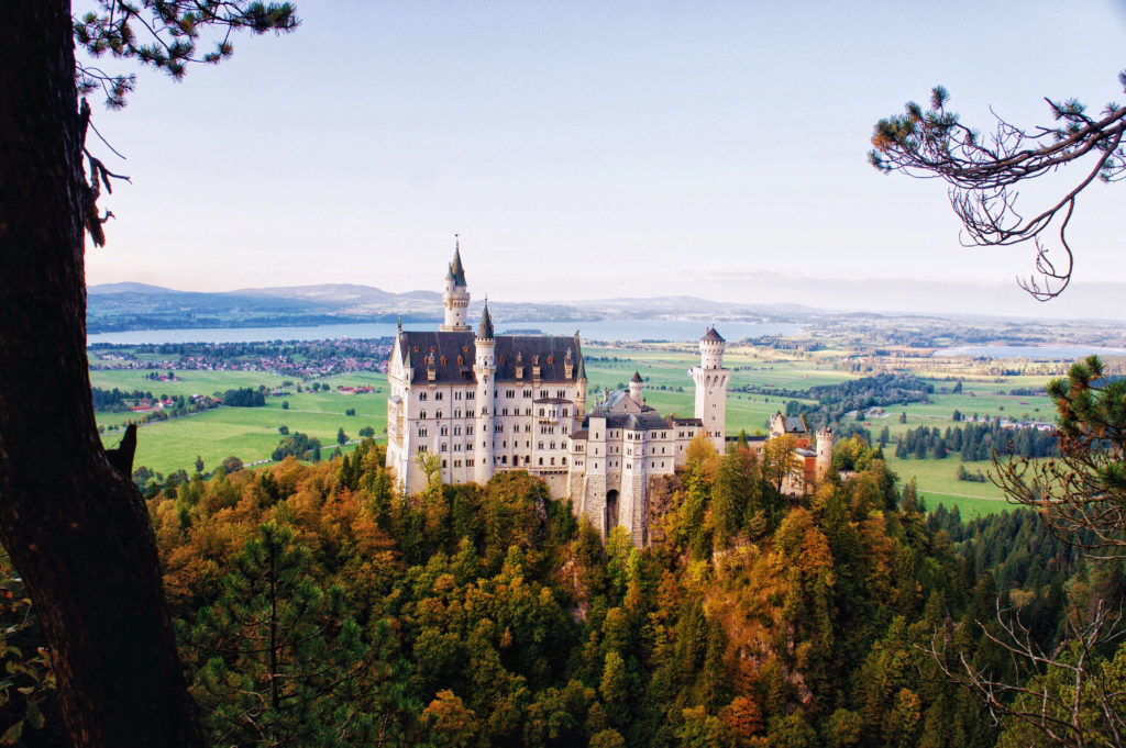 where to travel this fall