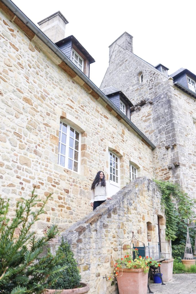 Romantic Stay at a Castle in France