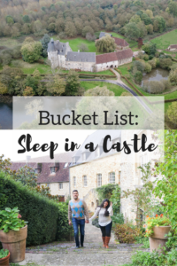 Add To Your Bucket List: Sleep in a Castle
