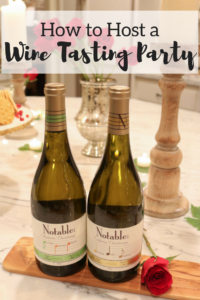 How To Host a Wine Tasting Party