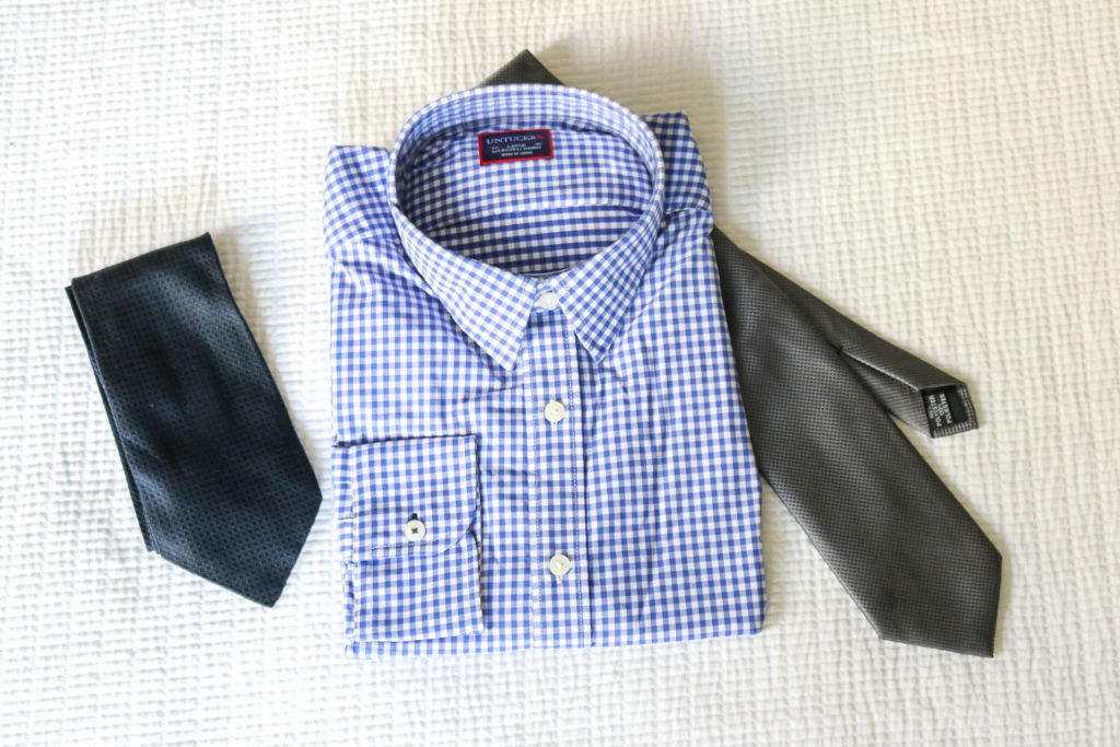 How to Style a Men's Button Down Shirt in Multiple Ways