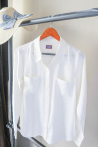 How to Style a White Button Down Ways