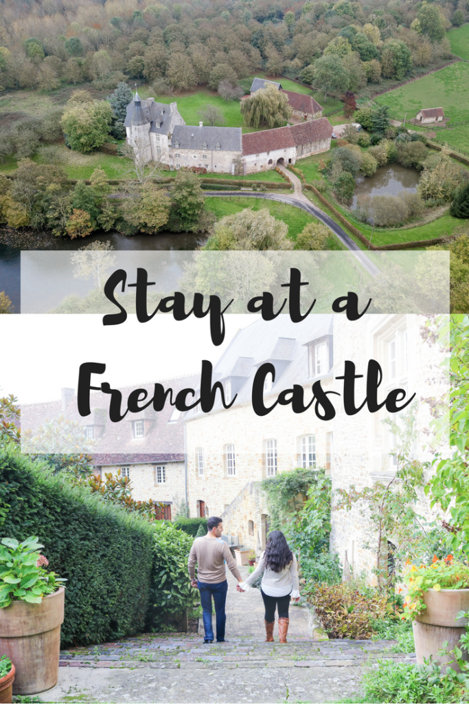 Add to Your Bucket List: Sleep at a French Castle