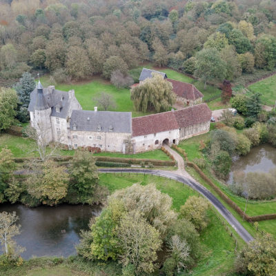 Romantic Stay at a Castle in France to Live Your Real Life Fairy Tale