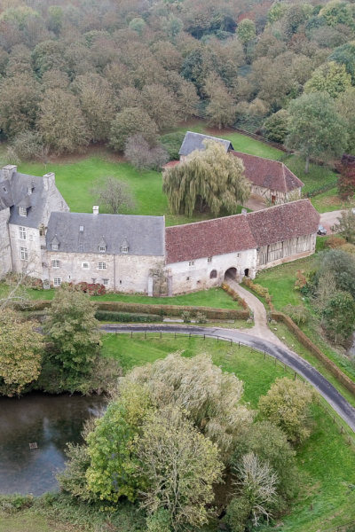 Romantic Stay at a French Castle