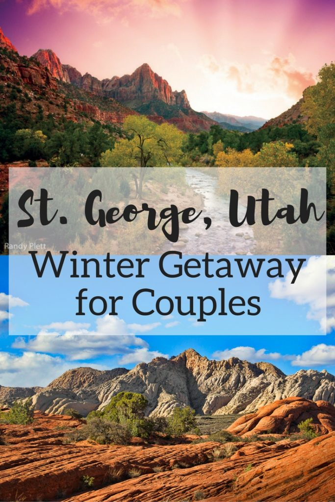 Couples Winter Getaway to St. George, Utah | Zion National Park | Romantic Adventure Travel | Utah Travel Guide |