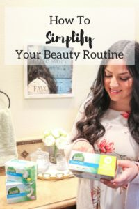 How To Simplify Your Beauty and Grooming Routine | alternative beauty | natural products |
