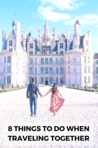 Things to do when traveling together as a couple to have even more fun and bond together #couplestravel