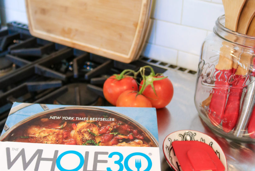 Tips for surviving Whole30