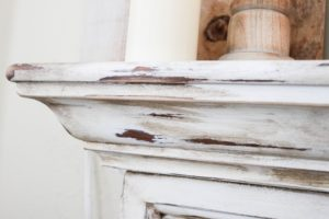 How To Antique a Fireplace for DIY Beginners