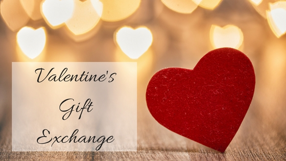 Valentines day gift exchange happily ever adventures valentines day gift exchange negle Gallery