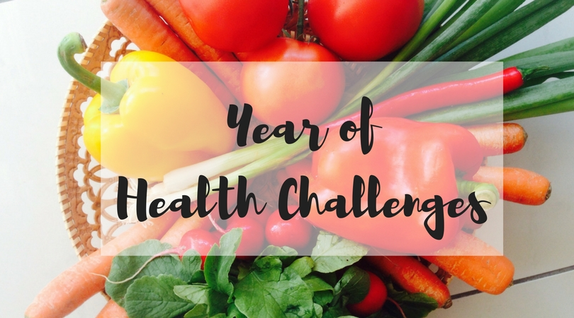 Year of Health Challenges