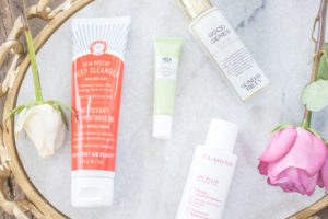 Current Skin Care Routine for Glowing Skin