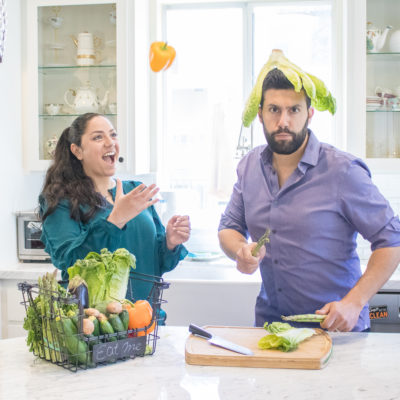 Wellness Challenge #4: Eat Yo Veggies! + Easy Ways To Increase Your Veggie Intake