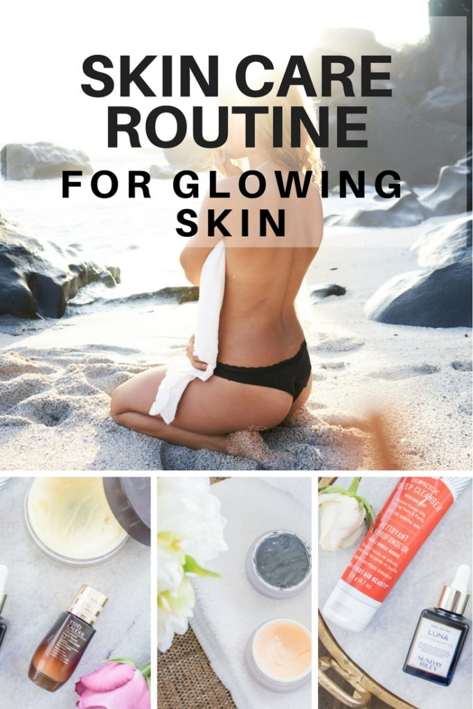Current Anti Aging Skin Care Routine for Glowing Skin #skincareroutine #radiantskin #glowingskin #skincareinyour30s #30sskincare #antiagingskincare