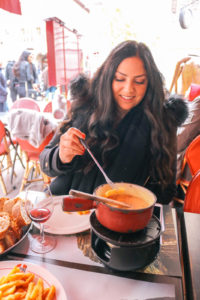 Where and what to eat in the charming town of Annecy, France