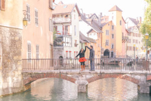 Guide to the romantic town of Annecy, France: the best things to do and where to eat