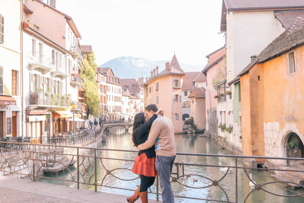 Where to stay in the charming town of Annecy, France