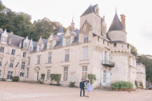 Le Chateau d'Usse - The Loire Valley castle that inspired the Sleeping Beauty story and castle