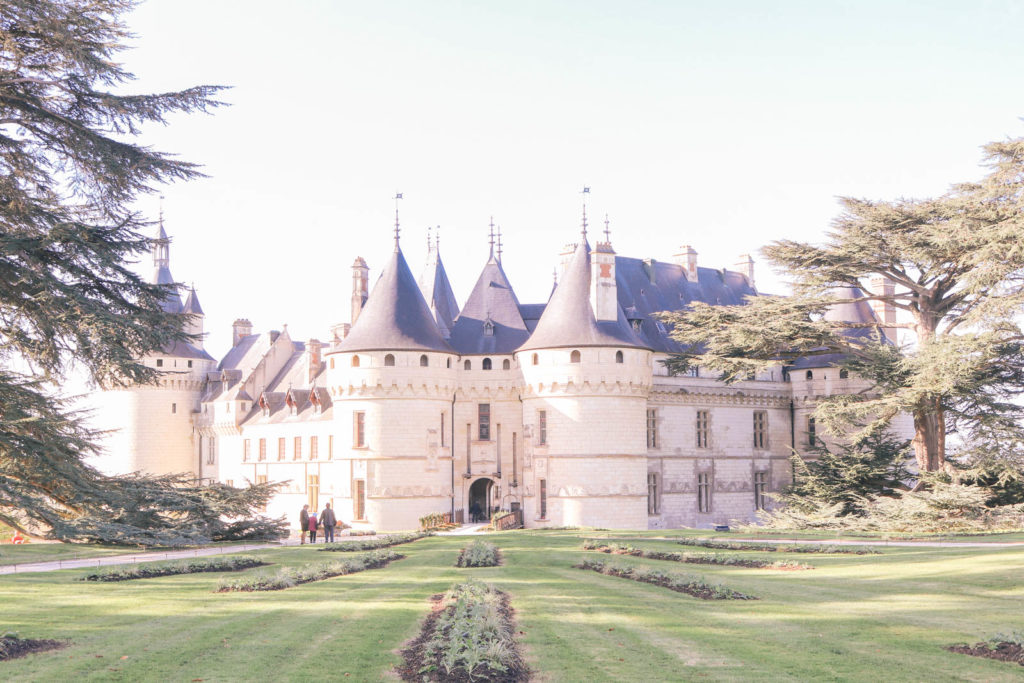 Chateau de Chaumont: castle in Loire Valley that inspired the Cinderella castle