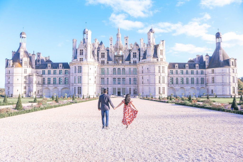 Le Chateau d'Usse - the castle in the Loire Valley that inspired the Beauty and the Beast castle