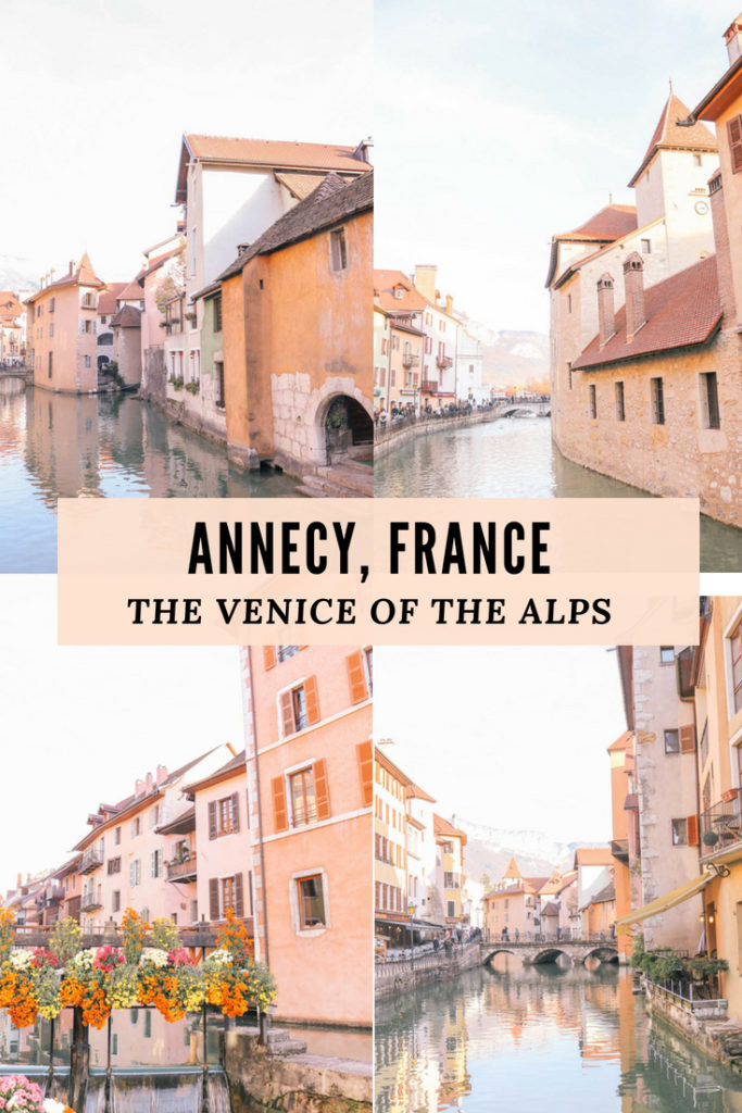 Annecy, France: the Venice of the Alps and the perfect day trip from Geneva, Switzerland