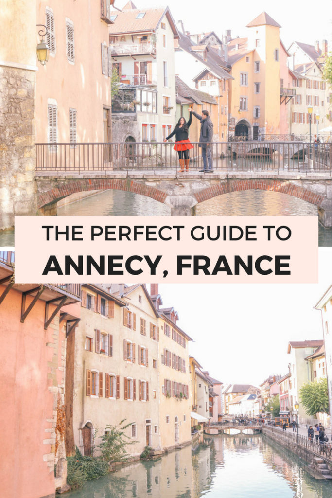 The perfect travel guide to Annecy, France: The best things to do, where to eat, and where to stay in this dreamy town in the French Alps
