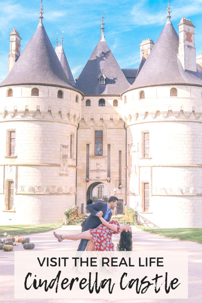 Visit the real life Cinderella Castle in Loire Valley, France