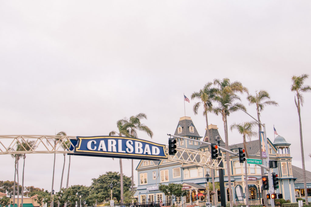 Romantic day trip to Carlsbad from Los Angeles