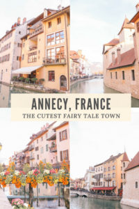 This is the cutest fairy tale town in France that will make you feel like you're walking in a storybook. Here are the best things to do in Annecy, France, where to eat, and where to stay