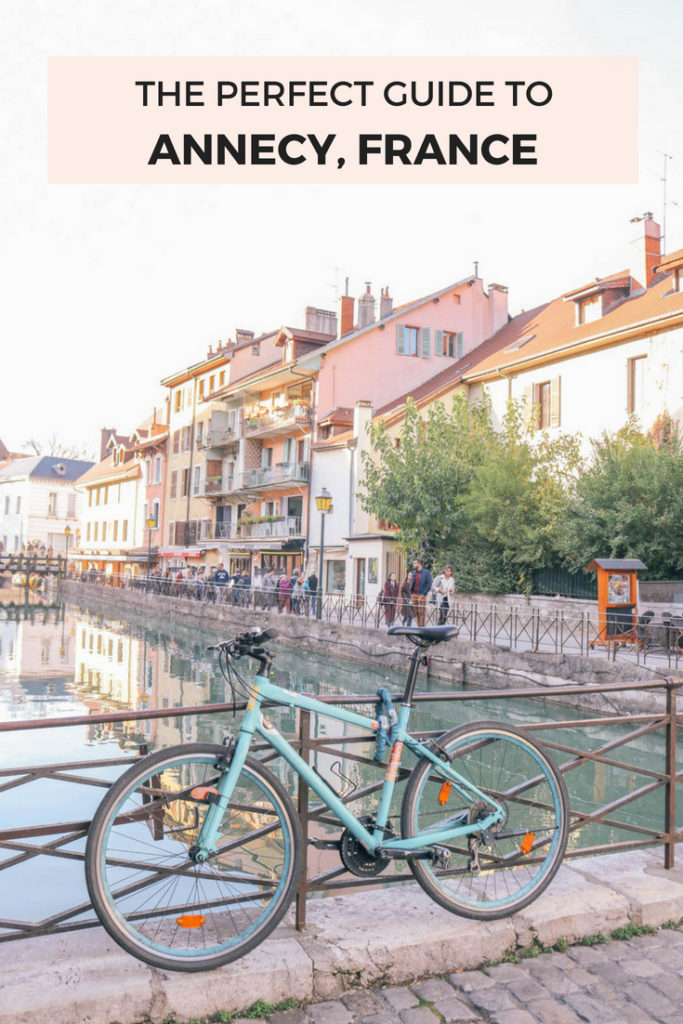 The perfect travel guide to Annecy, France: all the best things to do, see, and eat