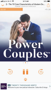 The best podcasts for couples to listen to in order to improve their relationship