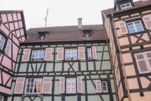 The dreamiest fairy tale town in Europe: Colmar, France